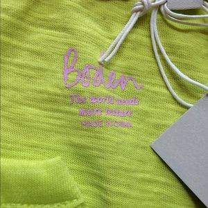 Boden Tops - Boden and three-quarter sleeve T-shirt